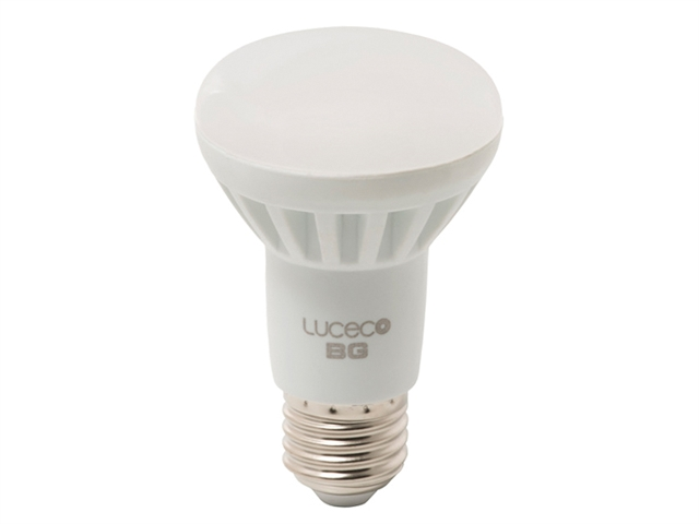 Thumbnail image of Masterplug LED R63 ES (E27)  Non-Dimmable Bulb 2700K 550 lm 7W