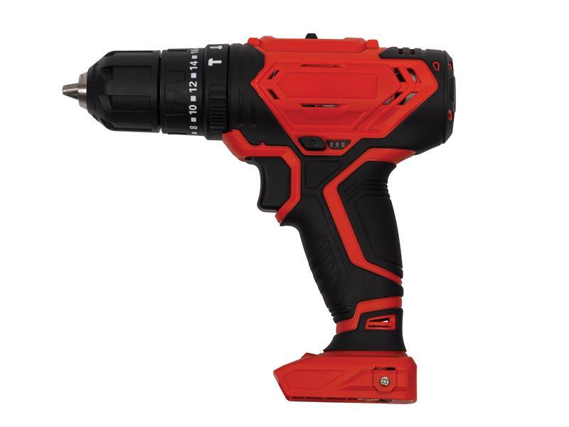 Thumbnail image of Olympia Power Tools Cordless Combi Drill 20V 1 x 1.5Ah Li-ion