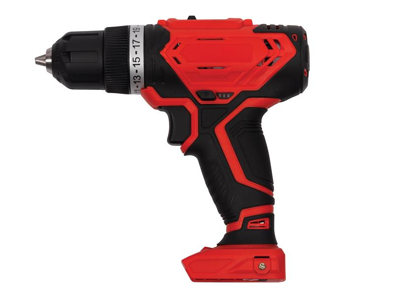 Thumbnail image of Olympia Power Tools Cordless Drill Driver 20V 1 x 1.5Ah Li-ion