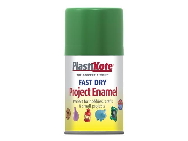 Thumbnail image of PlastiKote Fast Dry Enamel Aerosol Garden Green 100ml