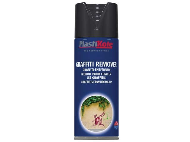 Thumbnail image of PlastiKote Graffiti Remover 400ml
