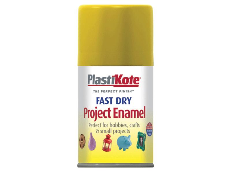 Thumbnail image of PlastiKote Fast Dry Enamel Aerosol Brass 100ml