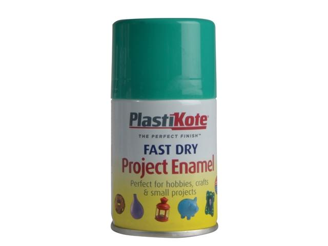 Thumbnail image of PlastiKote Fast Dry Enamel Aerosol Jade 100ml