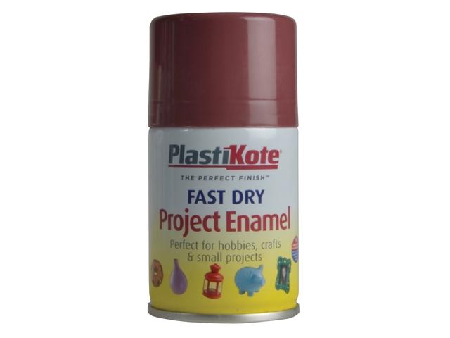 Thumbnail image of PlastiKote Fast Dry Enamel Aerosol Aubergine 100ml