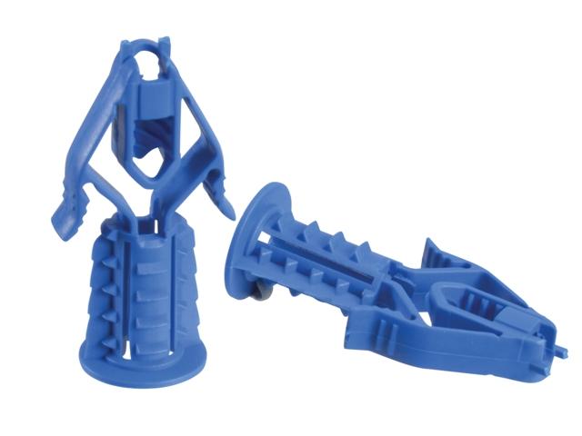 Thumbnail image of Plasplugs HCF 553 Heavy-Duty Plasterboard Fixings Pack of 30