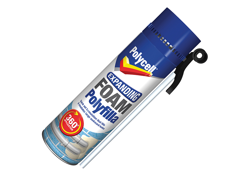 Thumbnail image of Polycell Expanding Foam Filler 300ml
