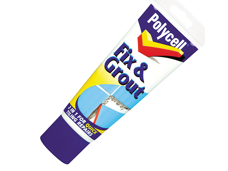 Thumbnail image of Polycell Fix & Grout Tube 330g