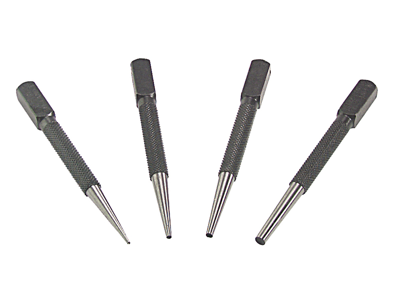 Thumbnail image of Priory 66SN4 Nail Punch Set 4 Piece