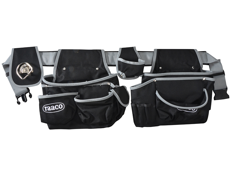 Thumbnail image of Raaco Tool Belt with Quick Release Buckle