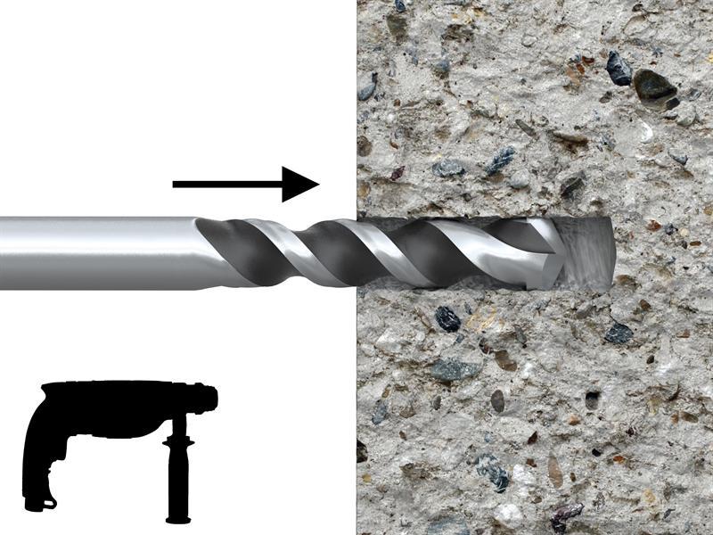 Thumbnail image of Rawlplug Rawlbolt® Projecting Bolt M8/10P (Bag 5)