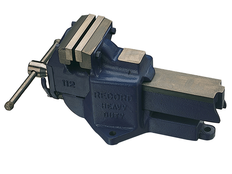 Thumbnail image of Irwin 112 Heavy-Duty Quick Release Vice 150mm (6in)