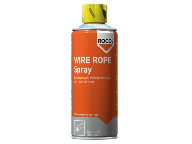 Thumbnail image of Rocol WIRE ROPE Spray 400ml