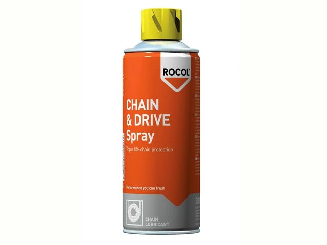 Thumbnail image of Rocol CHAIN & DRIVE Spray 300ml