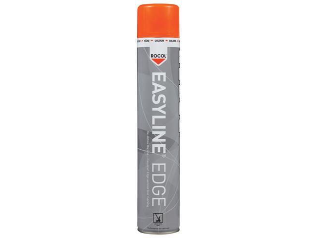 Thumbnail image of Rocol EASYLINE® Edge Line Marking Paint Orange 750ml