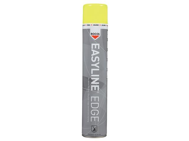 Thumbnail image of Rocol EASYLINE® Edge Line Marking Paint Hi-Vis Yellow 750ml