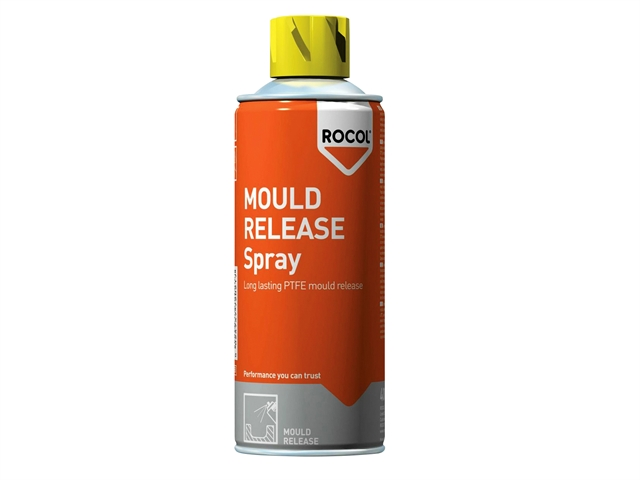Thumbnail image of Rocol MOULD RELEASE Spray 400ml