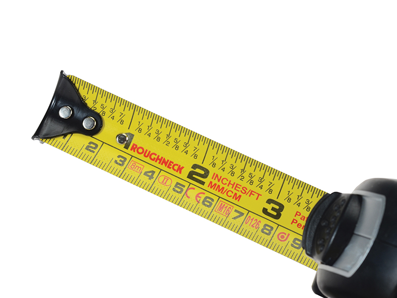 Thumbnail image of Roughneck E-Z Read® Tape Measure 5m/16ft (Width 25mm)
