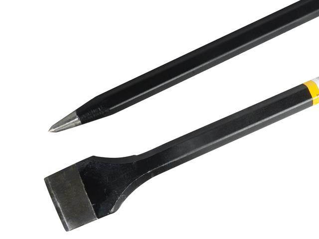 Thumbnail image of Roughneck Telegraph Digger Bar 10.4kg 32mm x 205cm