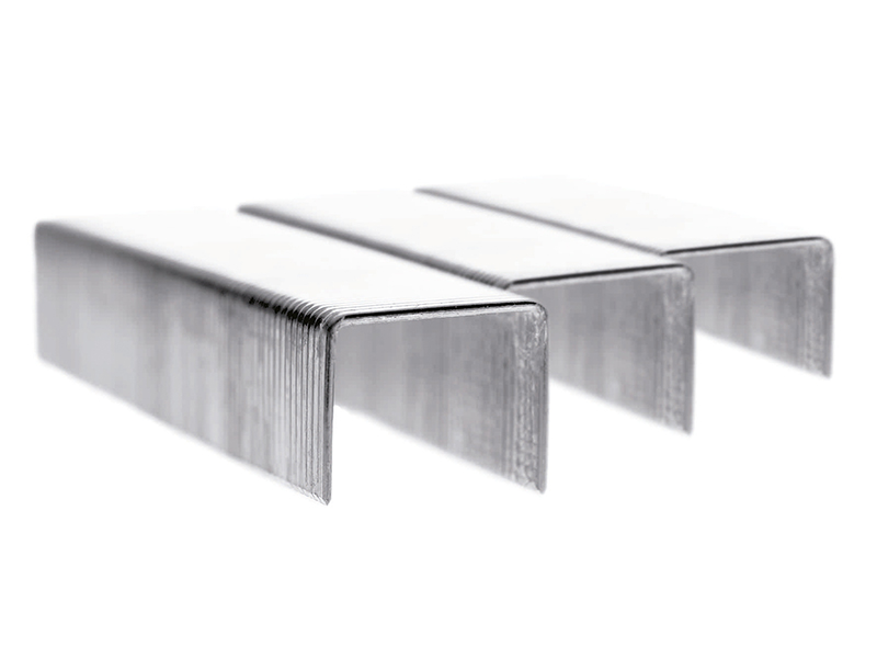 Thumbnail image of Rapid 140/14 14mm Galvanised Staples Poly Pack 5000
