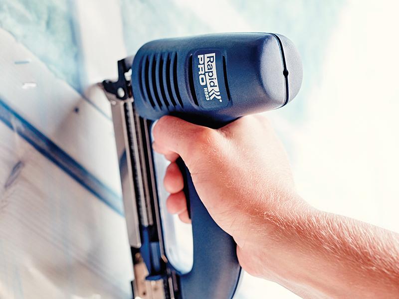 Thumbnail image of Rapid PRO R553 Electric Staple/Nail Gun