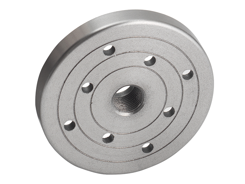 Thumbnail image of Record Power CWA70 Face Plate 200mm (4in)
