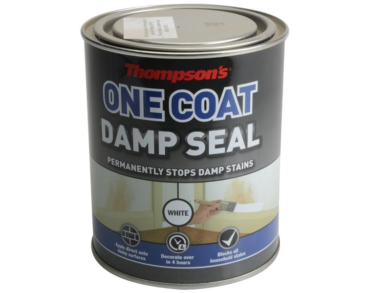 Thumbnail image of Ronseal Thompson's One Coat Stain Block Damp Seal 250ml