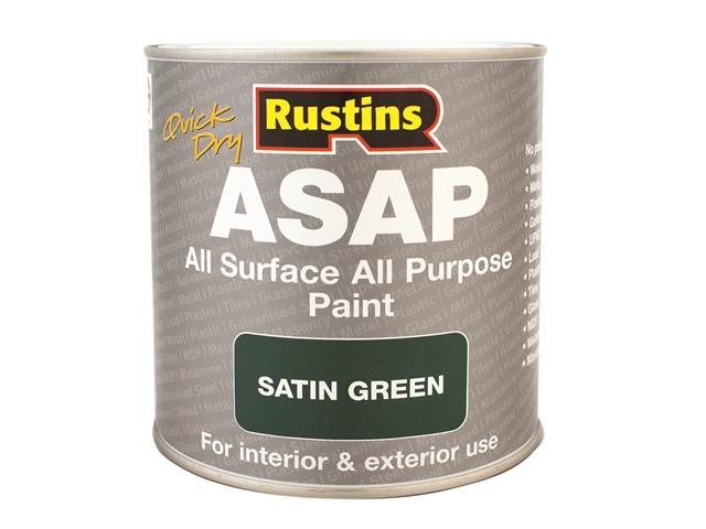 Thumbnail image of Rustins ASAP Paint Blue 500ml