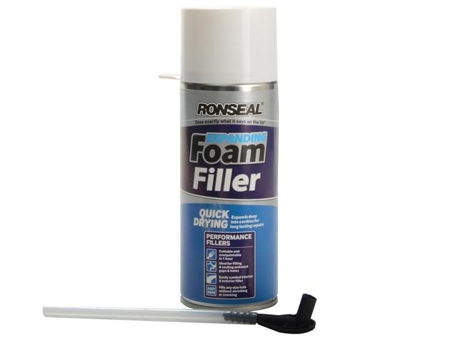 Thumbnail image of Ronseal Expanding Foam Filler 300ml