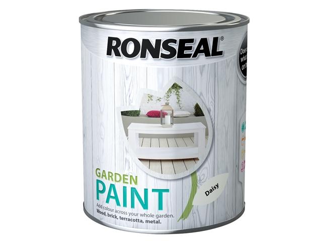 Thumbnail image of Ronseal Garden Paint Daisy 750ml