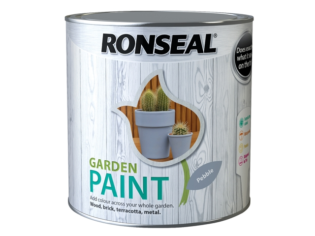 Thumbnail image of Ronseal Garden Paint Pebble 2.5 litre