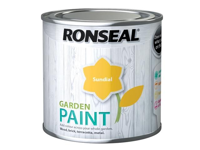 Thumbnail image of Ronseal Garden Paint Sundial 250ml