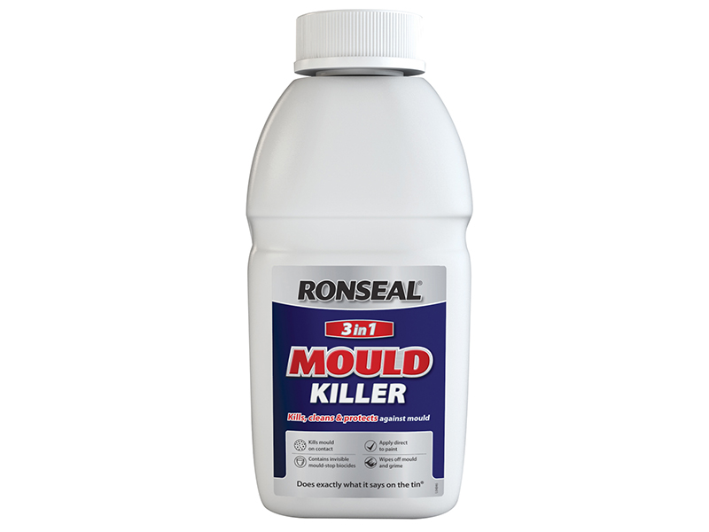Thumbnail image of Ronseal 3-in-1 Mould Killer Bottle 500ml