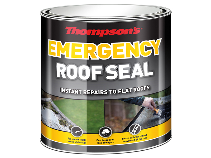 Thumbnail image of Ronseal Thompson's Emergency Roof Seal 1 litre