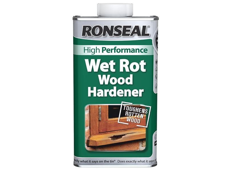 Thumbnail image of Ronseal Wet Rot Wood Hardener 250ml