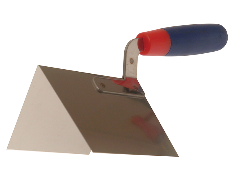 Thumbnail image of RST 6205 External Corner Trowel Soft Touch Handle