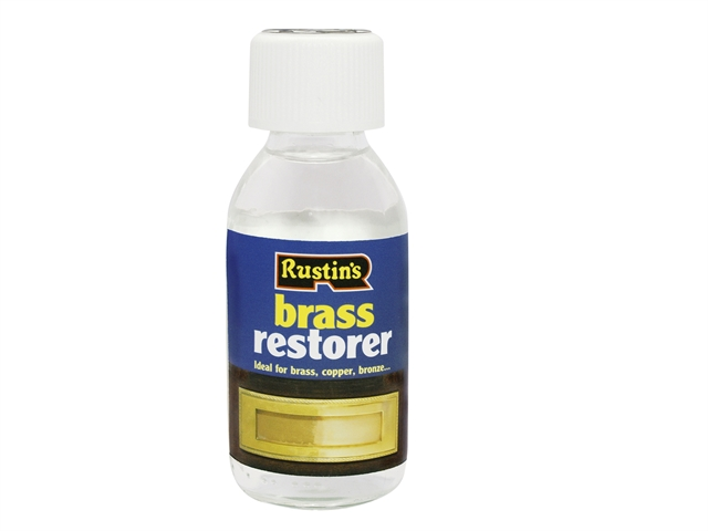 Thumbnail image of Rustins Brass Restorer 125ml