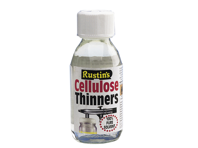 Thumbnail image of Rustins Cellulose Thinners 125ml