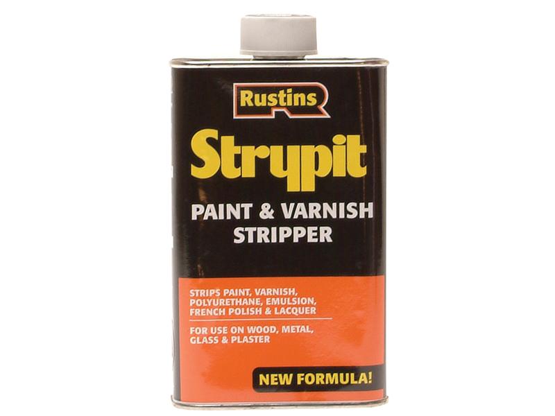 Thumbnail image of Rustins Strypit Paint & Varnish Stripper 1 litre