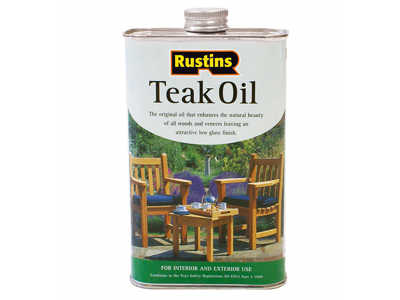 Thumbnail image of Rustins Teak Oil 250ml