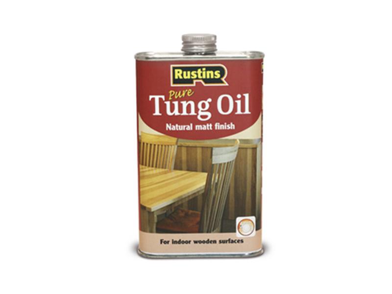 Thumbnail image of Rustins Tung Oil 500ml
