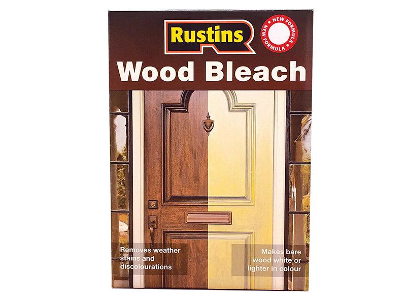 Thumbnail image of Rustins Wood Bleach Set (A & B Solution 500ml)