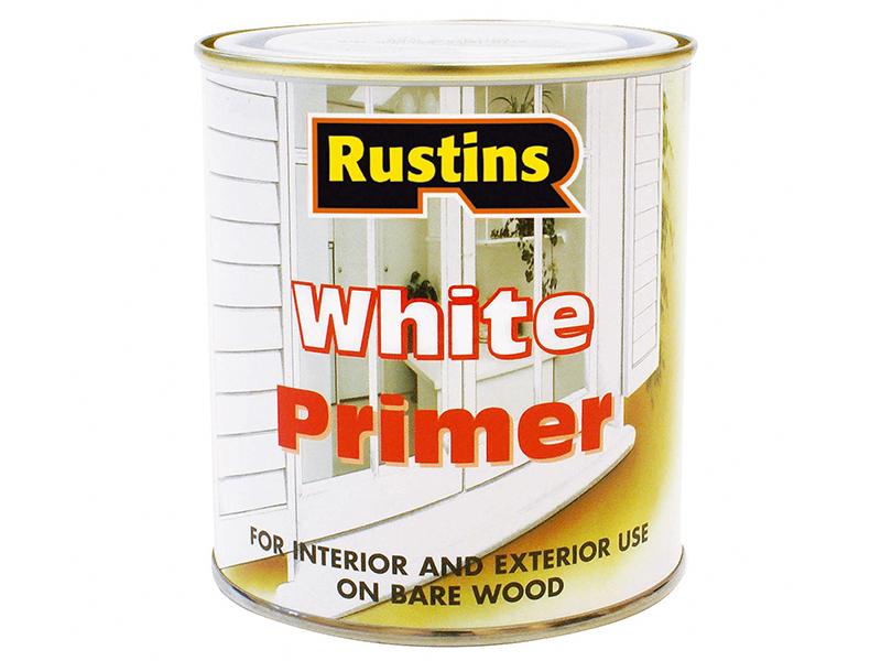 Thumbnail image of Rustins White Primer 500ml