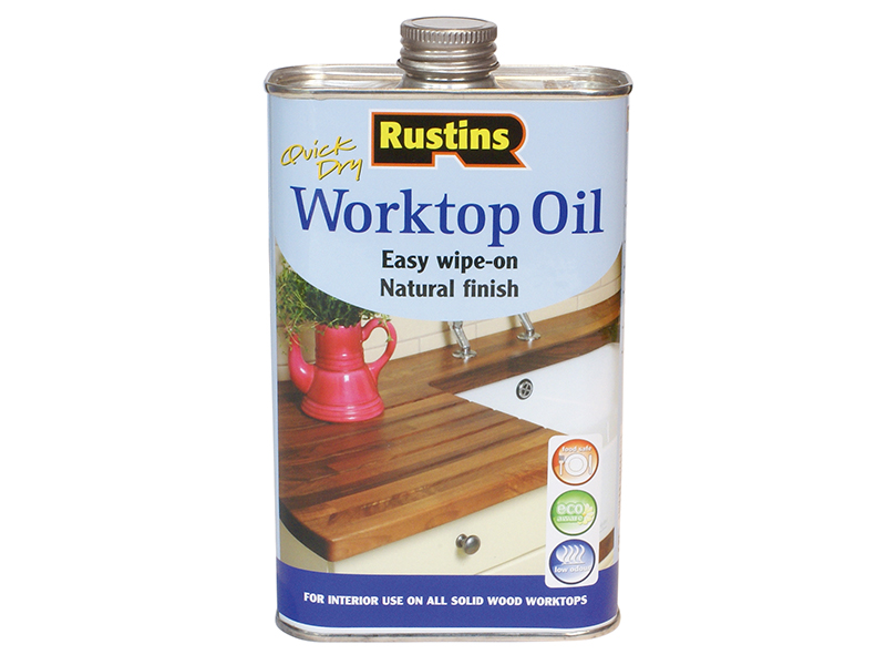 Thumbnail image of Rustins Worktop Oil 500ml