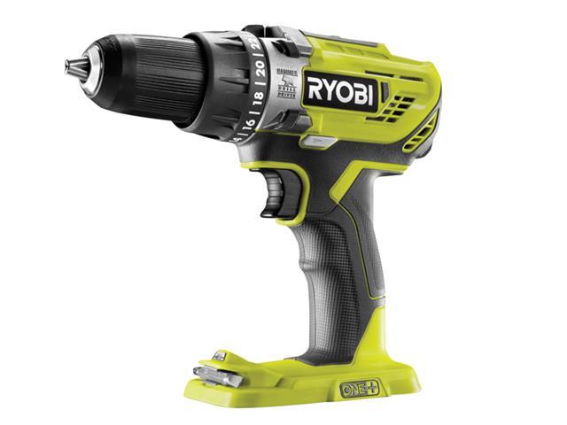Thumbnail image of Ryobi R18PD3-0 ONE+ Combi Drill 18V Bare Unit