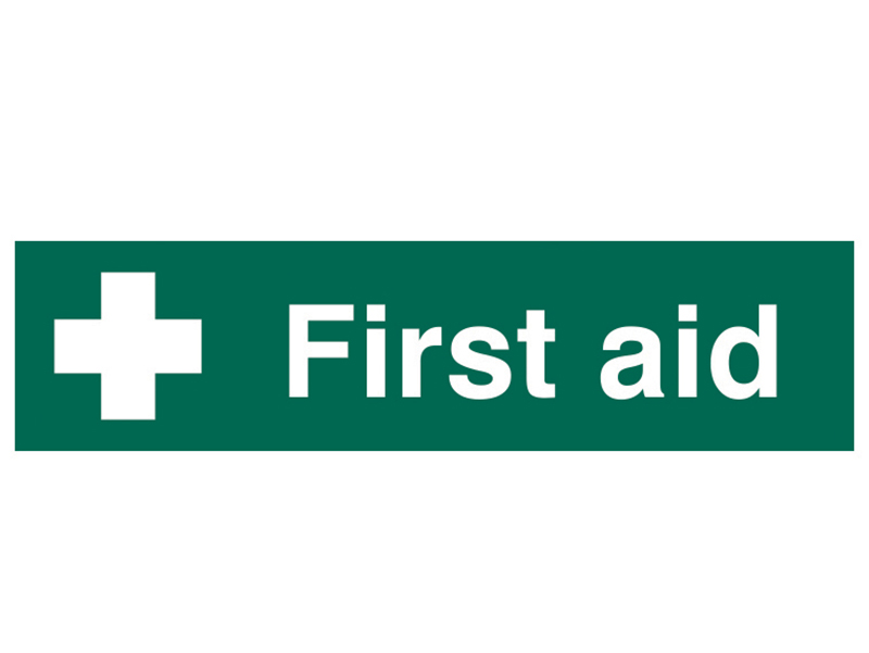 Thumbnail image of Scan First Aid - PVC 200 x 50mm