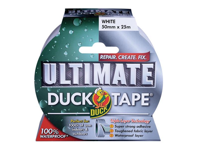 Thumbnail image of Shurtape Duck Tape® Ultimate 50mm x 25m White