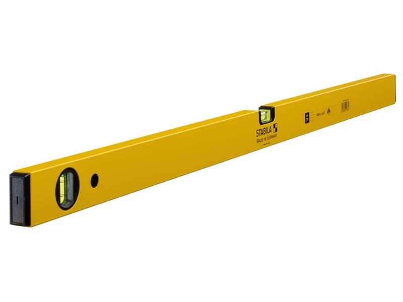 Thumbnail image of Stabila 70-120 Single Plumb Spirit Level 2 Vial 120cm