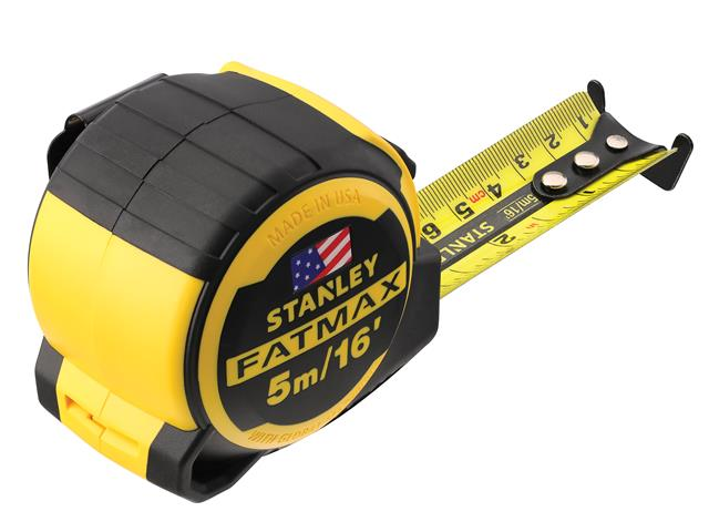 Thumbnail image of Stanley FatMax® Next Generation Tape 5m/16ft (Width 32mm)