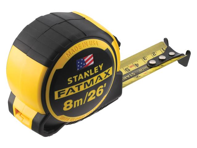 Thumbnail image of Stanley FatMax® Next Generation Tape 8m/26ft (Width 32mm)