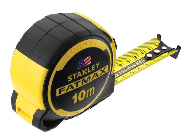 Thumbnail image of Stanley FatMax® Next Generation Tape 10m (Width 32mm) (Metric only)